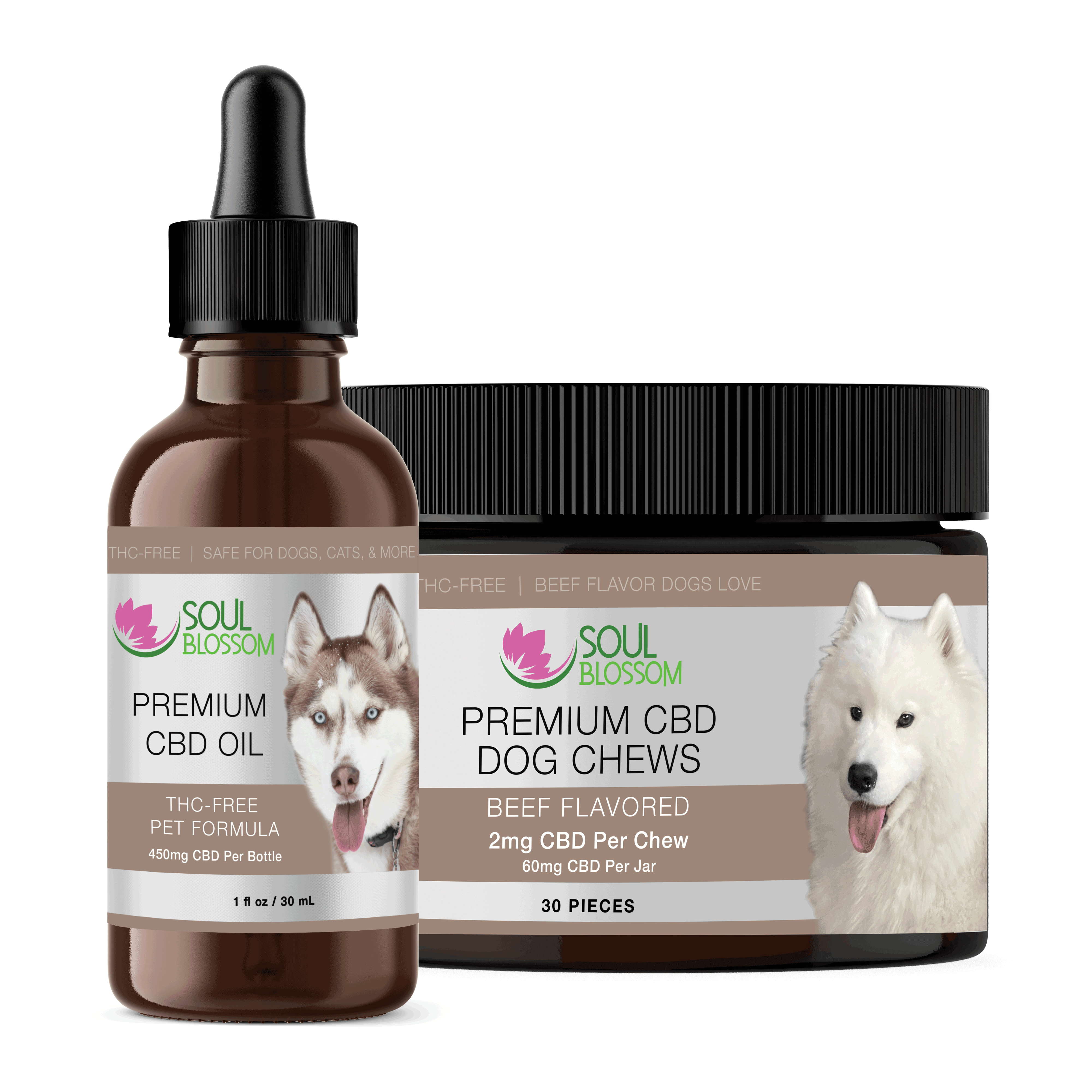 Soul Blossom Pet Products